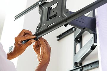 Wall mounted fixings